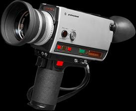 Camera Super 8 Brasil